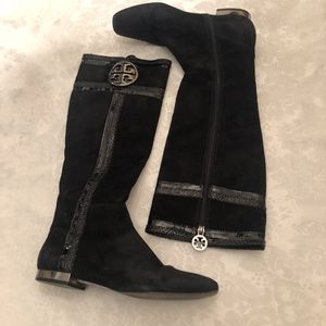 5ad95f72ad96e Women s Tory Burch Boots In Black